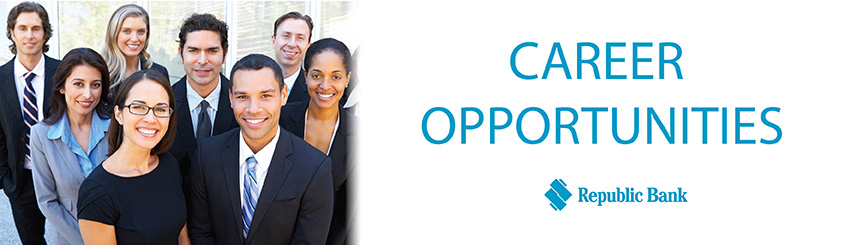 Career Opportunities Banner